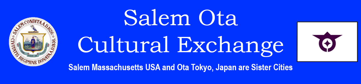 Salem-Ota Cultural Exchange